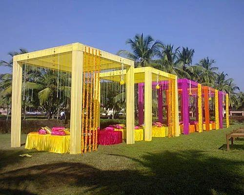 Wedding Canopy Decoration Service