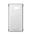 Samsung Note 5 Clear Cover Gold