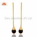Black Onyx Gemstone Earrings Jewelry