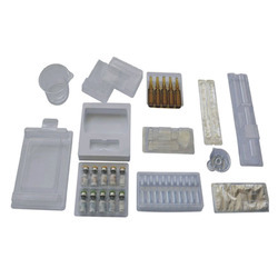 Pharmaceutical Blister Packaging Tray