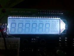 6 Digit LCD
