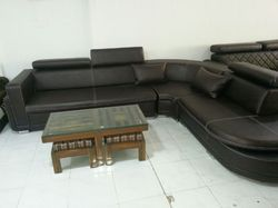 L-Shaped Sofa Set