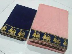 Semi Cotton Saree