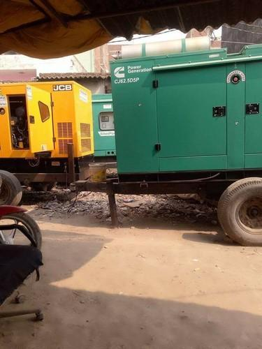 Silent Generator On Hire
