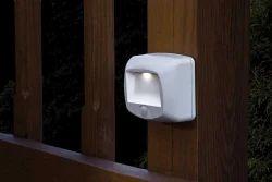 MRBEAMS INDIA Plastic Battery Powered LED Step Light, Lighting Color: Neutral white