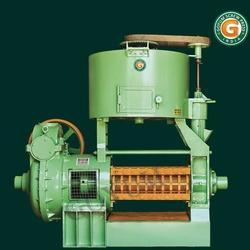 Groundnut Oil Extruder Machine