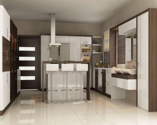 Island Modern Kitchen Dining Furniture