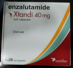 Xtandi40mg ( Enzalutamide )