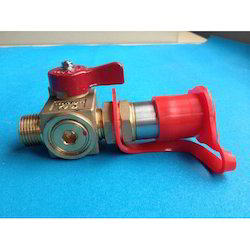 Ecogas CNG Fill Up Valve