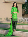 Printed Patiala Suits