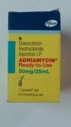 Adriamycin 50mg RTU