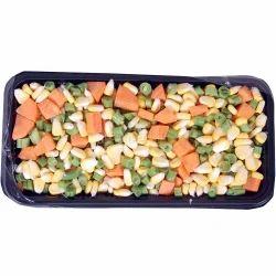 1d,2d,4d Plastic Cut Fruit & Vegetable Tray