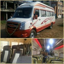 Tempo Traveller Rent Booking Available in Pune