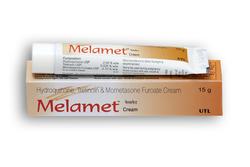 Melamet Skin Creams