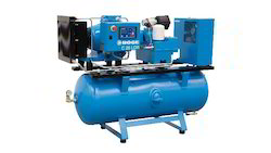 Used Air Compressor Of Boge