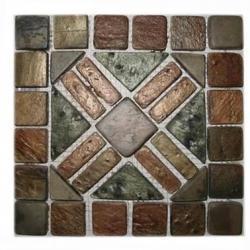 Mosaic Green Mica