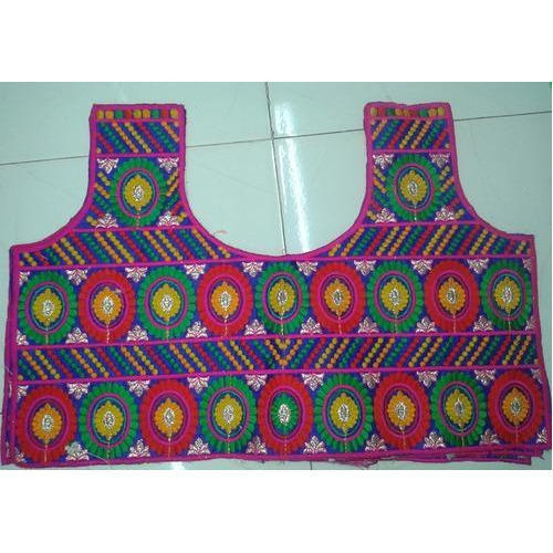 Neck Embroidery Blouse Patches At Rs 500 Piece Embroidery Patch