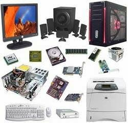 Computer Spare Like DVD RW ,RAM, Cabinet,mother Board