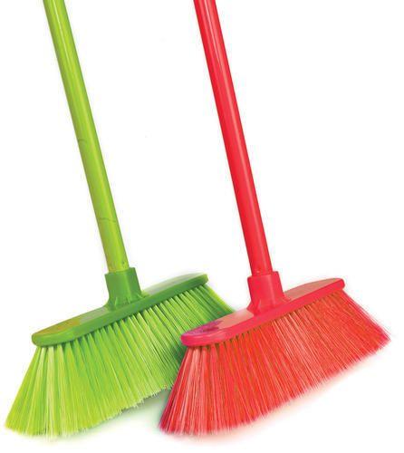 Plastic Gebi Push Broom Size 5cm X 27 5cm For Floor Cleaning Rs 160 30 Piece Id 8796313155