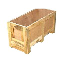 Fumigated Plywood Boxes
