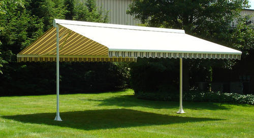 Double Side Retractable Awnings