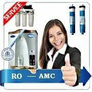 RO Water Purifier AMC