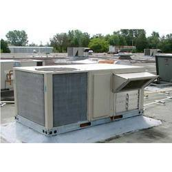 Steel HVAC System, for Industrial Use