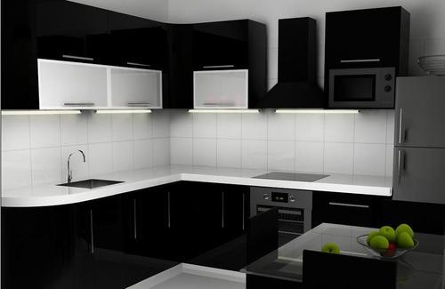 100 Modular Kitchen Designs Black And White Images My Blog Best Bathroom Ideas