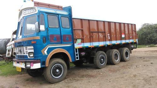 Case Backhoe Parts >> Trucks - Tata LPT 3118 Wholesaler from Ahmedabad
