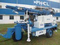 Trolley Mounted Drilling Rigs
