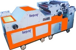 Satellite Poly Offset Machine