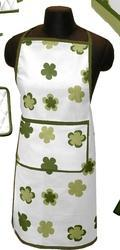 Table Print Kitchen Apron