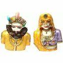 Marble Rajputi Couple MB155