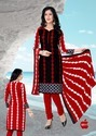 Ladies Red & Bleck/12 Pice Catlouge Suit