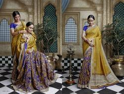 Leesa Cotton Culture Saree