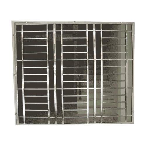 Steel Window Grills At Rs 60 /kilogram
