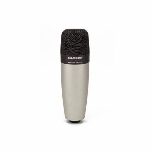 microphone samson c01 condenser microphone manufacturer from chennai. Black Bedroom Furniture Sets. Home Design Ideas
