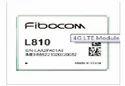 Fibocom 4G Module