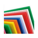 Coloured PP Corrugated Sheets