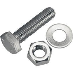 Hex Bolts Half Thread M12X35
