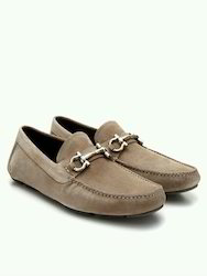 Male Daily wear Leather Suede Shoe