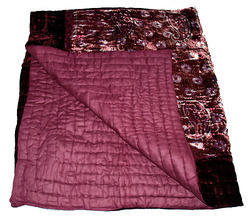 Cotton Patchwork Quilts and Coverlets
