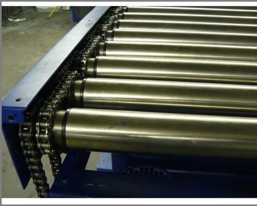 Aravali Engineers Roller Conveyor Powered Rs 26000 Meter