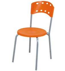 High Back Plastic Mould Chair