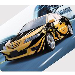 Vinyl Vehicle Graphics