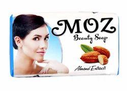 MOZ Beauty Soap, Pack Size (gram): 60 Gm