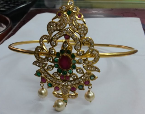 Kumara Swamy Jewellery Works Manufacturer of Gold Bangles & Gold