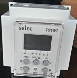 Automatic Selec Digital Time Switch for Industrial