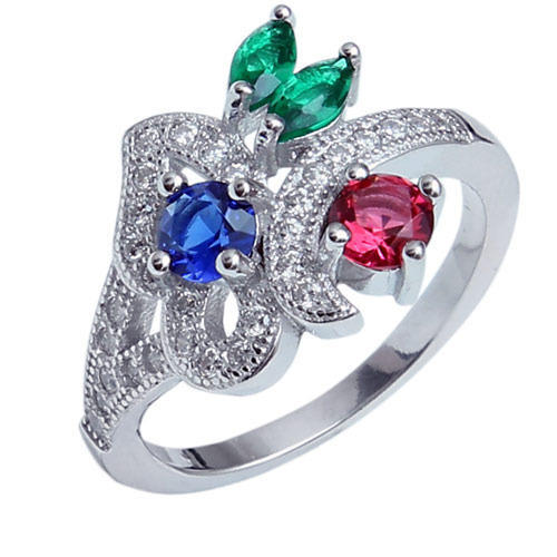 gold dianoor com women ring jewellery peacock rings engagement online india for