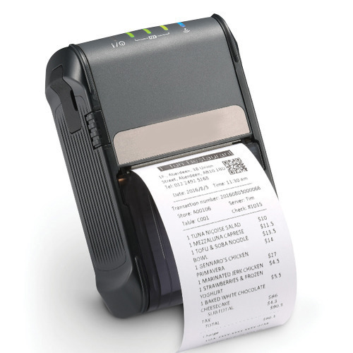 Alpha-2R Mobile Barcode Printer